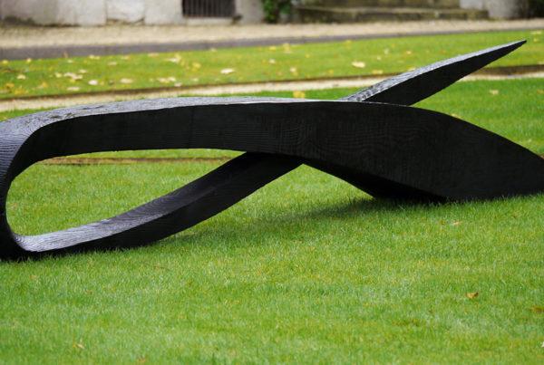 Fausse route. Une sculpture de Louis Perrin