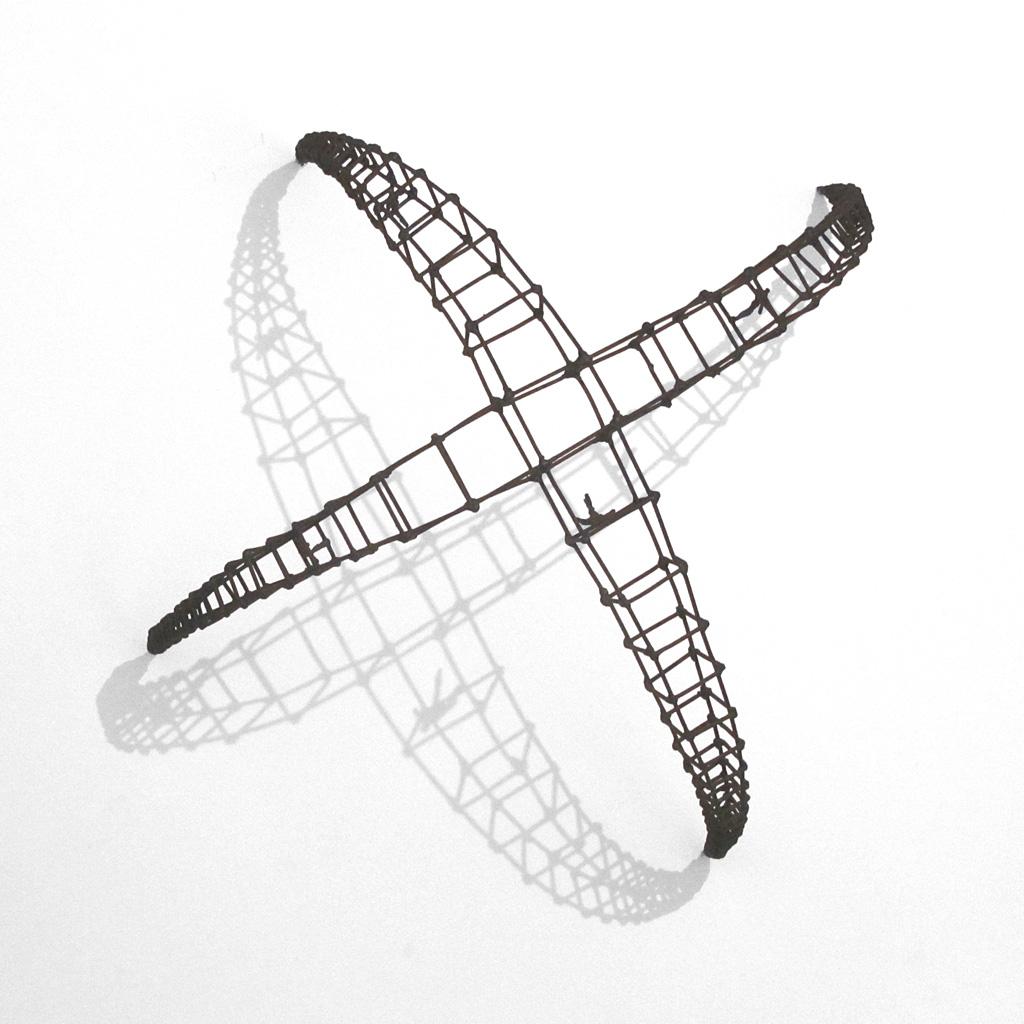 Cage. Une sculpture de Louis Perrin